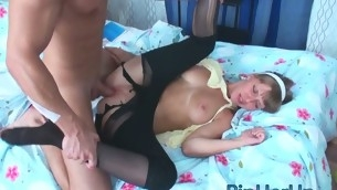 Watch from unfathomable mouth to wild anal fucking undertaking apt now